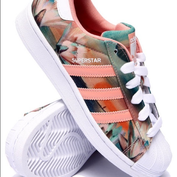 Floral limited edition shell toe superstar adidas. Adidas.  M 57d4aa6d5a49d0a049013d20. M 57d4aa6db4188e43e90233c9.  M 57d4aa6f4127d013ce013d0b ab1e69de8168