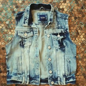 * HOST PICK * Iris Jeans Denim Vest