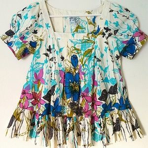 Anthropologie Tops - 💲SALE💲Anthropologie floral blouse