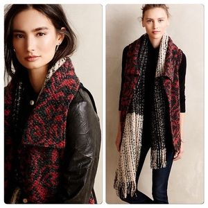 Anthropologie Lightcatcher Vest