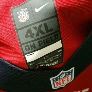 Nike Shirts - Nike JJ Watt jersey. Houston Texams.Men's 4xl