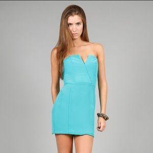 Naven Dresses & Skirts - BRAND NEW! NAVEN cali blue bombshell dress