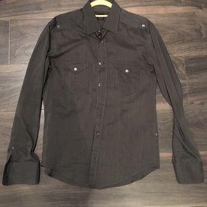 Boss Black Other - BOSS by Hugo Boss Men's Dress Shirt w/pockets.