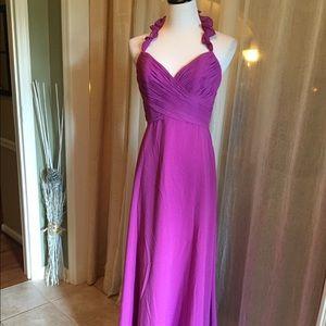 Allure Bridals Dresses & Skirts - Fuchsia Long Formal