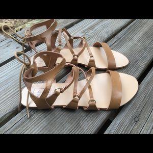 ShuShop Shoes - Shu Shop Tan sandals new in box