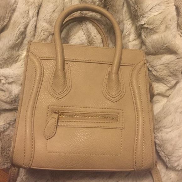 9a0757289d1f Daily look Handbags - Daily Look Celine Dupe Nano Bag