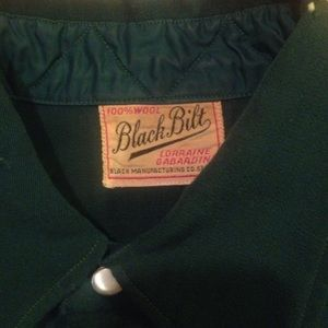 3c0ec2a27e9 Black Bilt - Vintage Shirts - Late 1940 s Wester pearl snap shirt