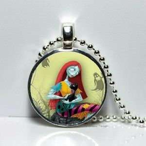 Sally Nightmare Before Christmas Necklace