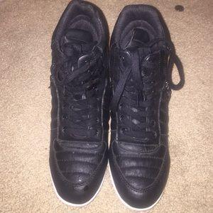 Cathy Jean wedge sneakers