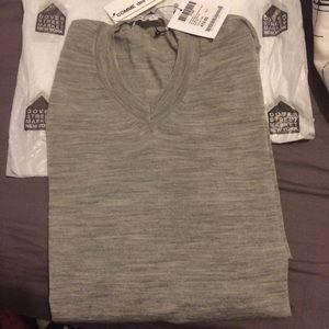 Comme des Garcons Sweaters - Comme des Garçons Grey Knit Sweater
