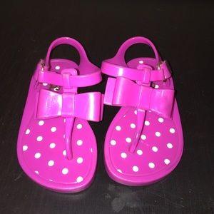 GAP Other - Purple bow gap Sandals