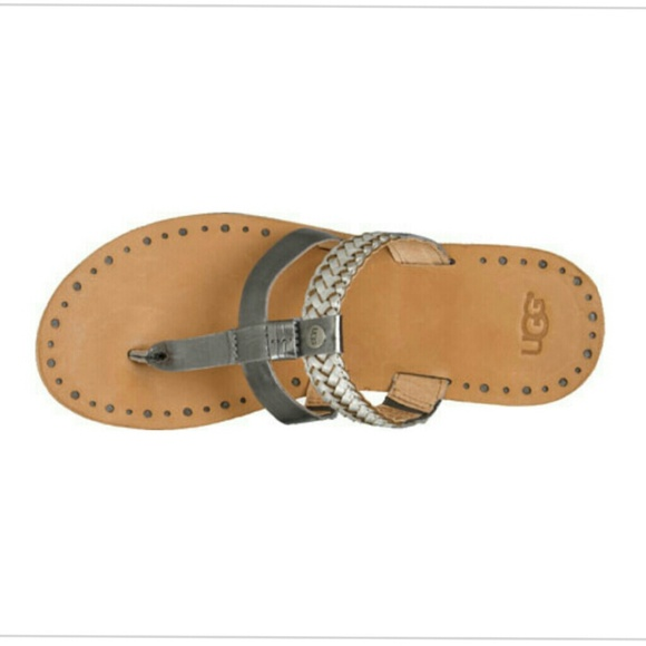 Ugg Royale Shearling Slide Sandal Nwt My Posh Picks T