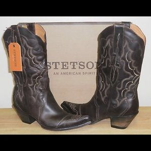 Stetson Shoes - Stetson Jane boots