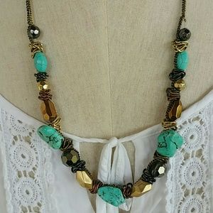 Jewelry - Turquoise Necklace