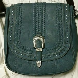 Rustic Couture Handbag