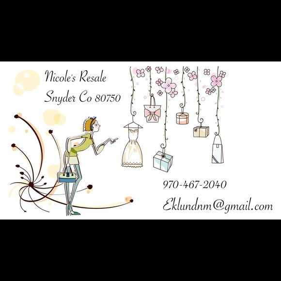 Nicole's Resale Other - 💕About my Closet 💕