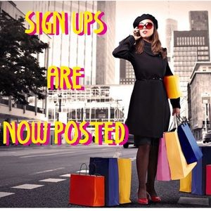 Other - 👠JOIN US👠 SIGN UPS POSTED 👠😍like new listing