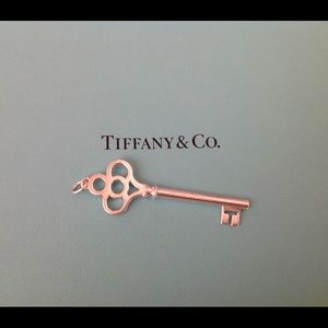 Tiffany & Co. Jewelry - Tiffany & Co. Crown Key