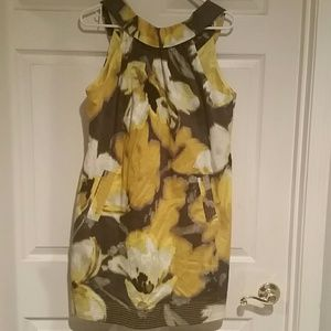 Jessica Howard Dresses & Skirts - ☆Nwt Jessica Howard floral yellow brown dress