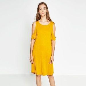 Zara Cut Out Dress - Brand New