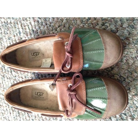 7a407451c74 Ugg Australia Haylie Duck Shoes