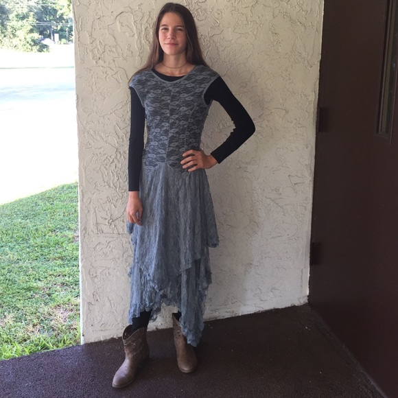 05d61131a635 Free People Dresses & Skirts - Free People French Courtship Slip M