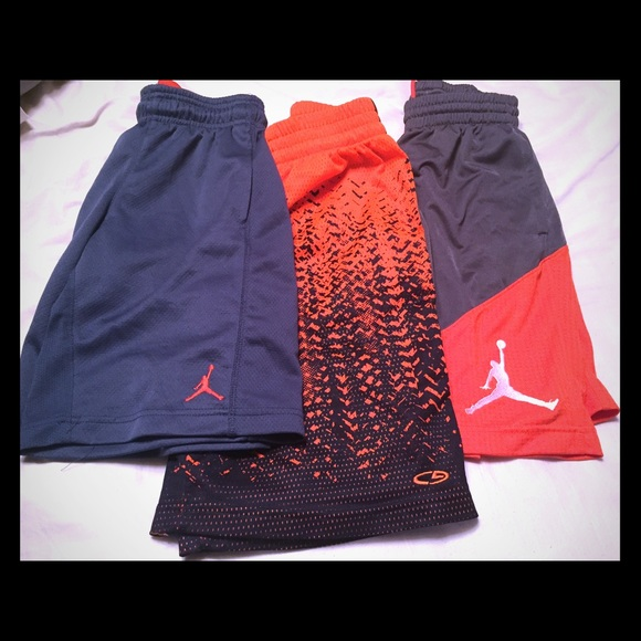 3 pair of Boys youth shorts size s m Jordan   C 45073a827