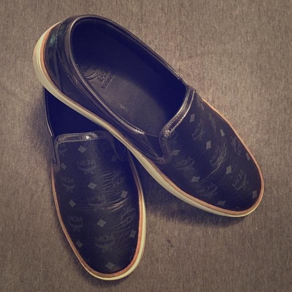 54 mcm shoes mcm slip on from jess s closet on poshmark