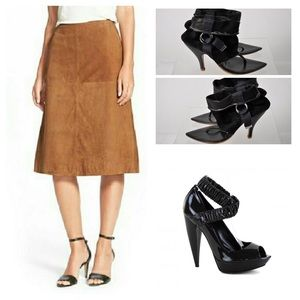DKNY Dresses & Skirts - ✂️ FINAL MARKDOWN ✂️🍁Flawless DKNY Suede Skirt