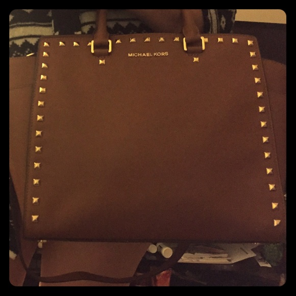 1911a6393be6 Michael Kors Bags | Discontinued Xl Selma | Poshmark