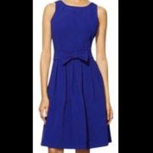 Pim + Larkin Royal Blue Bow Dress