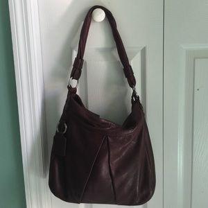 Ellington Handbags - Ellington leather burgundy purse