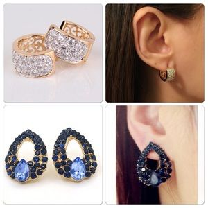 Jewelry - Best price for 2 pairs of earring