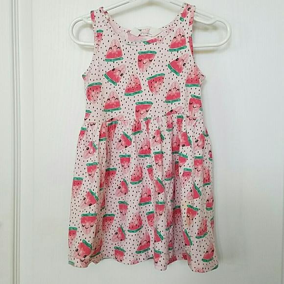 b1690b27caf0 H&M Dresses   Watermelon Summer Fun Dress   Poshmark