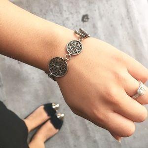 Jewelry - Silver Round Chain Bracelet