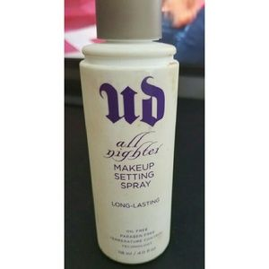 Other - URBAN DECAY All Nighter  Setting Spray