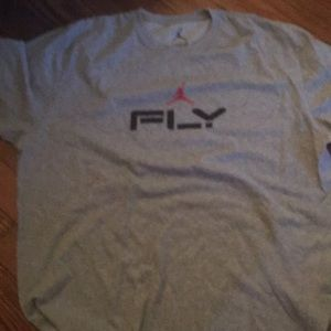 2da0d44e6b56 Nike Air Jordan Shirts - Nike Air Jordan Fly T shirt