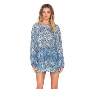 ✨Free People✨romper/dress