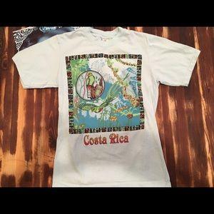 Vintage Costa Rica tee