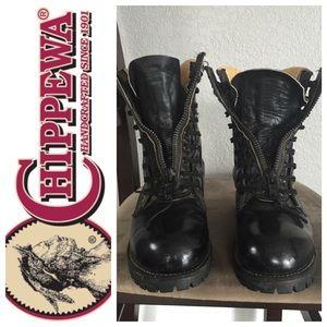 Chippewa Shoes - Chippewa boots