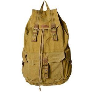 Bed Stu Handbags - BED STU Backpack Distressed Bag Unisex Book Tote