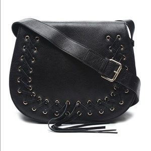 Authentic Violetta A2 Cross Body Bag