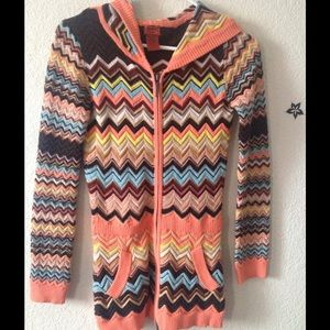 Missoni Other - Missoni for Target full zip sweater