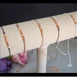 Function & Fringe Jewelry - HOST PICK ✨FIRM✨ Silk Wish Bracelet ✨