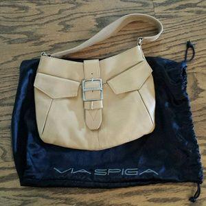 Handbags - Via Spiga leather purse