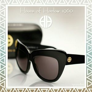 House of Harlow 1960 Accessories - House of Harlow 1960 Chelsea cat eye sunglasses
