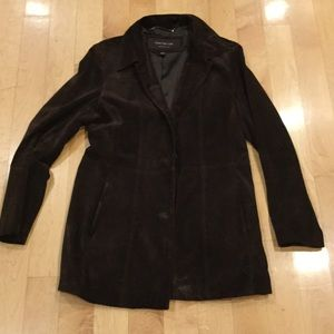 Andrew Marc Jackets & Blazers - Andrew Marc Womens suede jacket