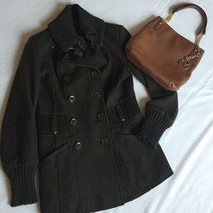 Buffalo Jackets & Blazers - SALE,Buffalo 100% Wool Coat