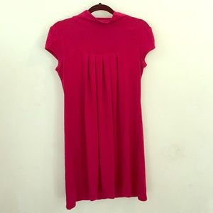 Dresses & Skirts - Magenta A Line Mini Dress