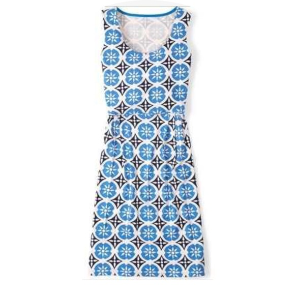 53 off boden dresses skirts boden printed jersey for Boden jersey dress